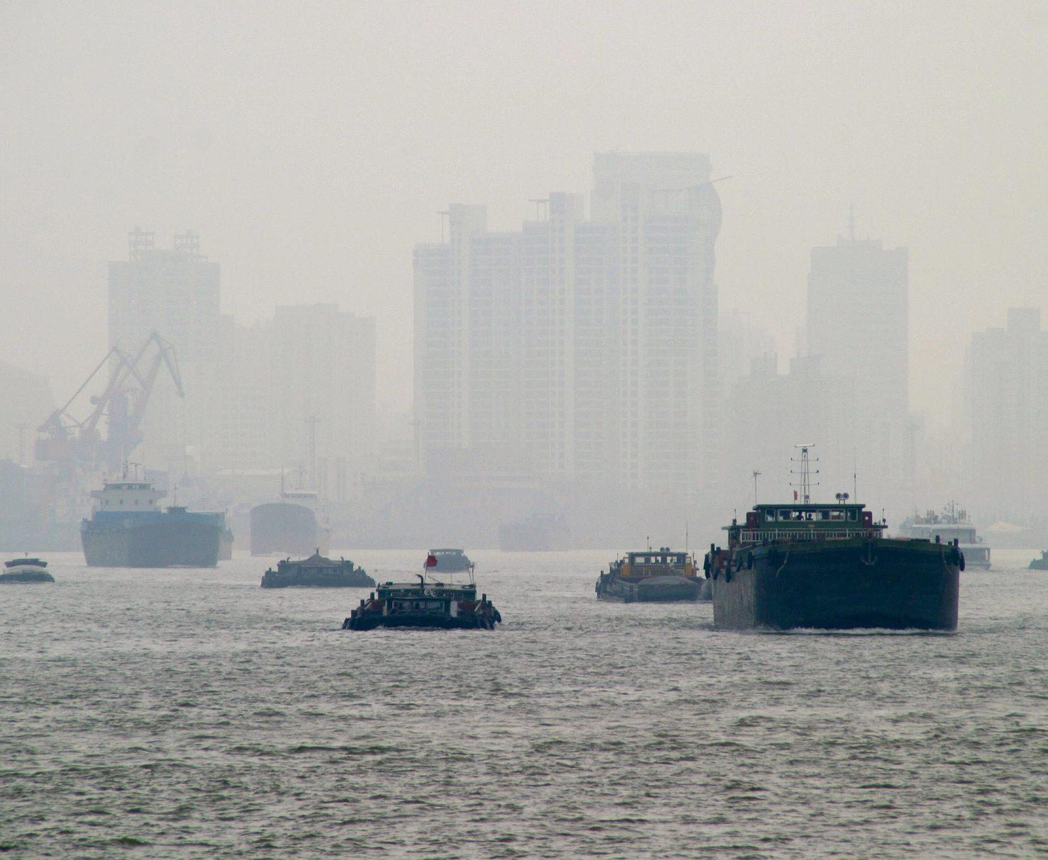 中国で進む環境規制と染工場の状況についての最新情報