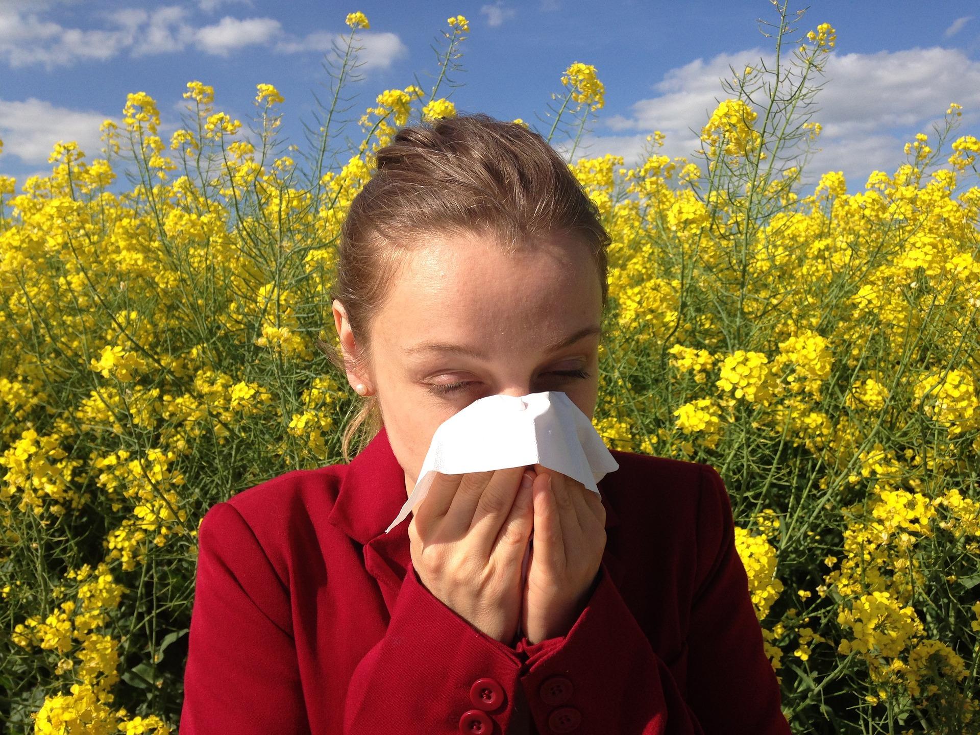 花粉を寄せ付けない|衣類の花粉症対策