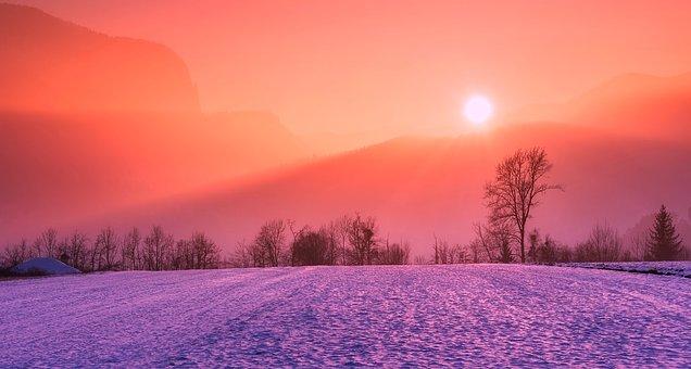 この冬の天気と気温とアパレルと